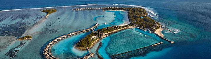 Cinnamon Dhonveli Maldives Panorama