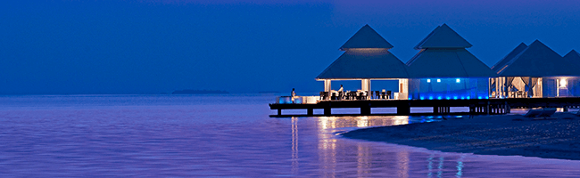 Diamonds Athuruga Overwater Restaurant
