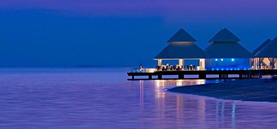 Diamonds Athuruga Overwater Restaurant