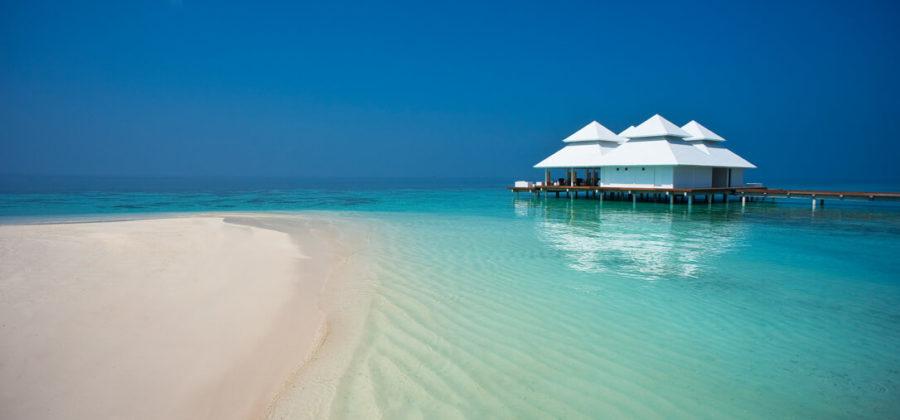 Diamonds Athuruga Two Bedroom Water Villa & Strand