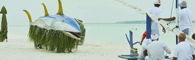 Holiday Island Unterhaltung
