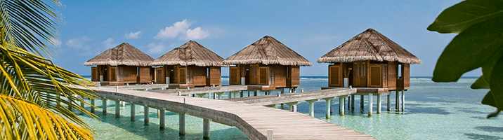 LUX South Ari Atoll Water Villa