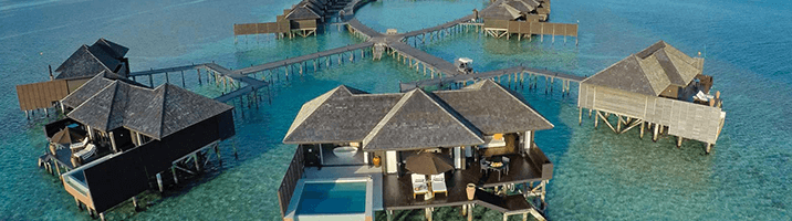 Lily Beach Resort & Spa Water Vill
