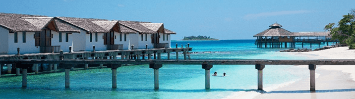 Reethi Beach Resort Water Villa