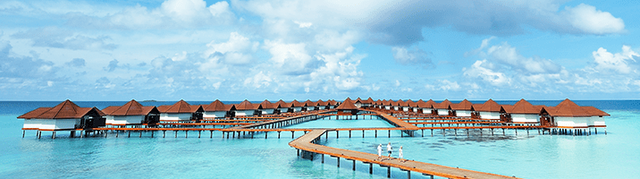 Robinson Club Maldives Water Villa