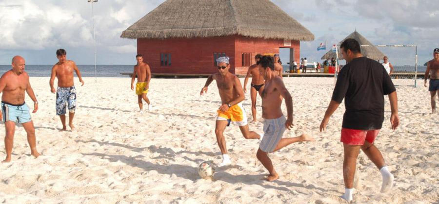 Adaaran Club Rannalhi Beach Soccer