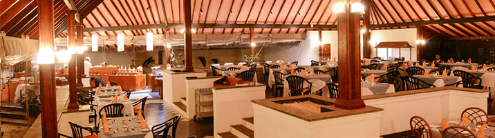 Adaaran Club Rannalhi Restaurant