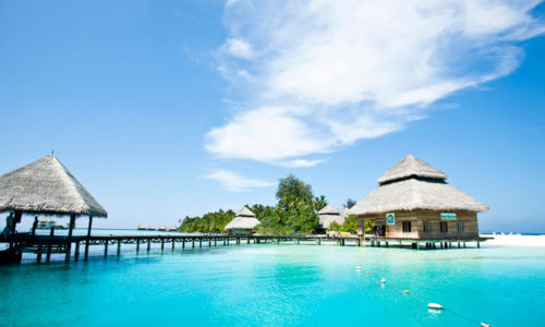 10 Tage Club Rannalhi (4*), All Inclusive, inkl. Flug & Transfer (+50€ Gutschein)