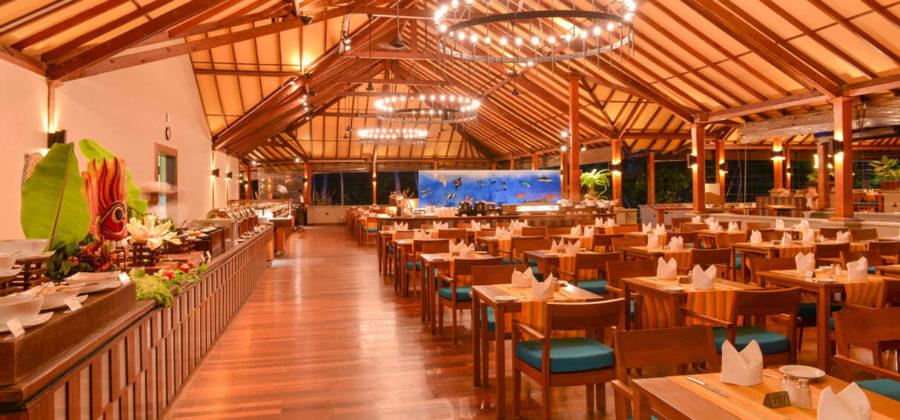 Adaaran Select Meedhupparu Restaurant Buffet