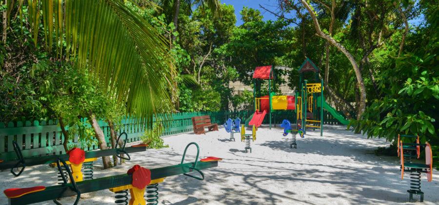 Adaaran Select Meedhupparu Spielplatz