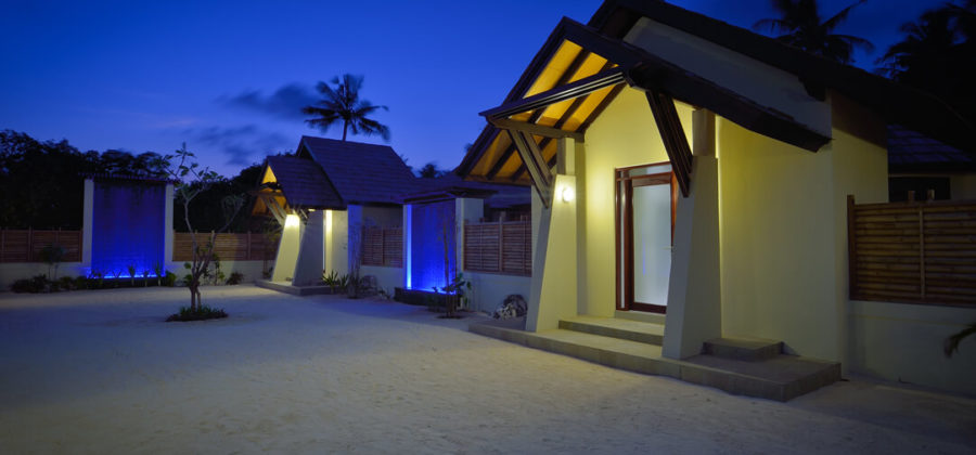 Atmosphere Kanifushi Akiri Spa Behandlungsraum