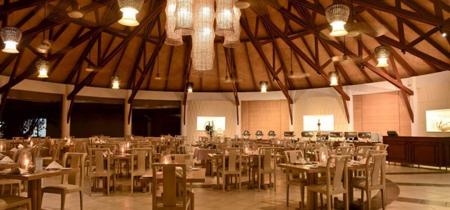 Bandos Island Resort Gallery Restaurant