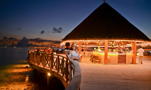 8 Tage ALL INCLUSIVE im Bandos Maldives (4*), inkl. Zug, Flug & Transfer