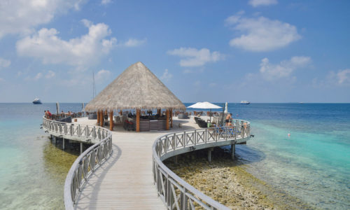 12 Tage ALL INCLUSIVE im Bandos Maldives (4*), inkl. Flug & Transfer