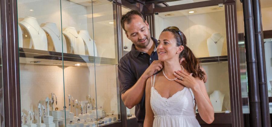Bandos Island Resort Juwelier