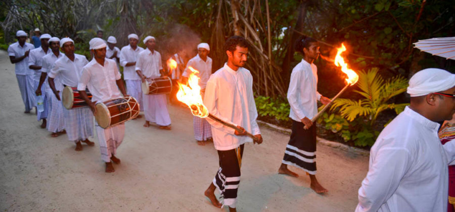Bandos Island Resort Kultur