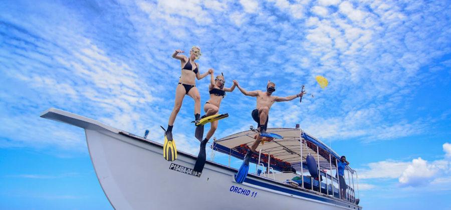 Bandos Island Resort Schnorchel Trip
