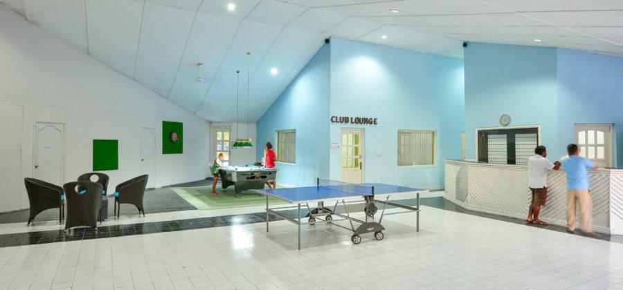 Bandos Island Resort Tischtennis
