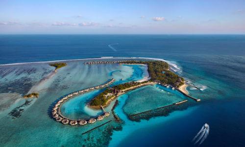 10 Tage im Cinnamon Dhonveli Maldives (4*) flittern, mit AI, inkl. Zug, Flug & Transfer