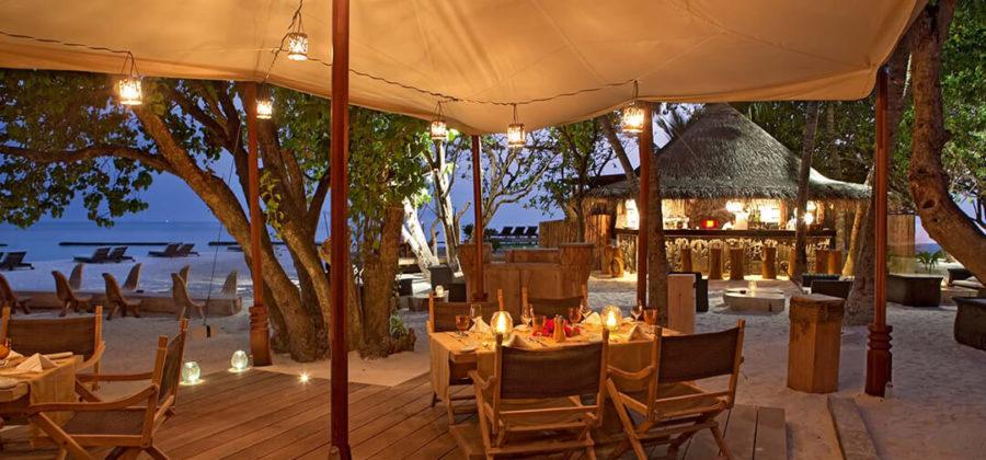 Constance Moofushi Alizee Restaurant