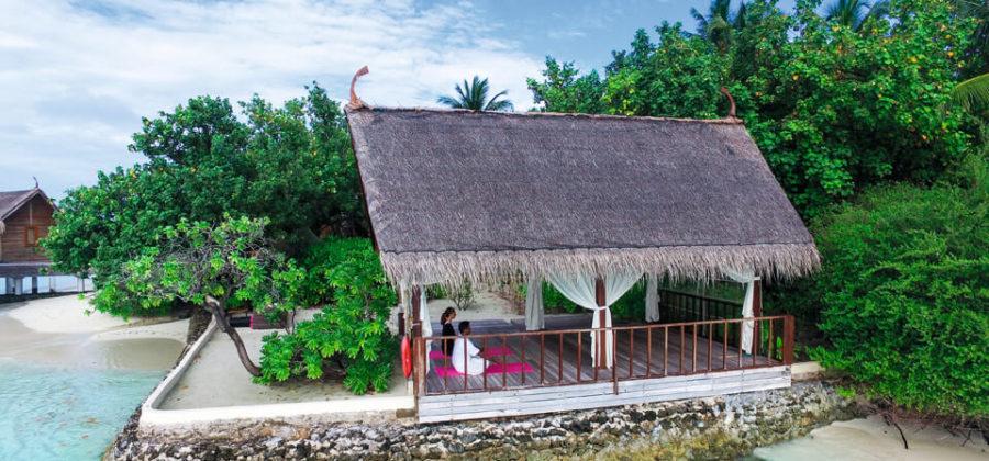 Constance Moofushi Spa Pavillon