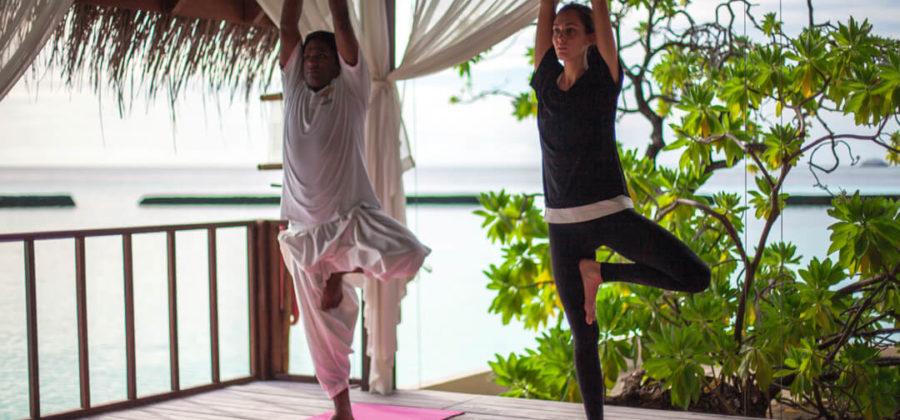 Constance Moofushi Spa Yoga