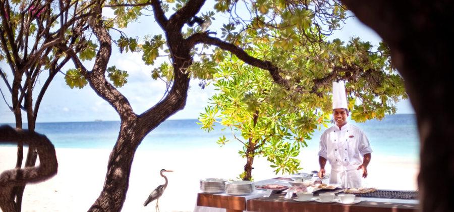 Diamonds Thudufushi Koch Outdoor