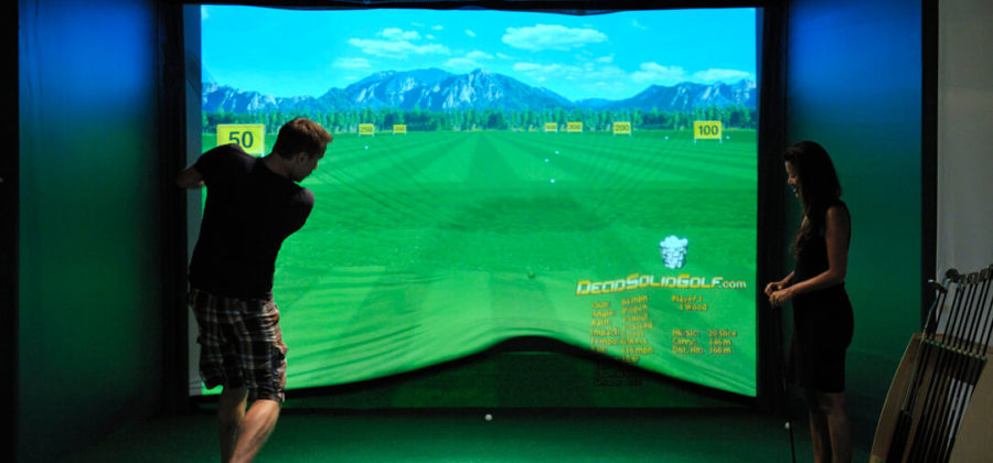 Holiday Island Sport Virtual Golf