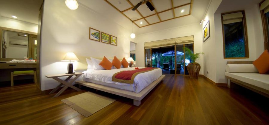 Kuramathi Honeymoon Villa