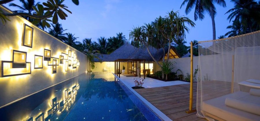 Kuramathi Honeymoon Villa