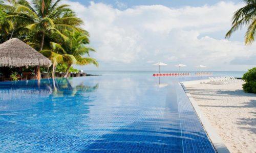 9 Tage im traumhaften Kuramathi Island Resort (4*), VP, inkl. Zug, Flug & Transfer