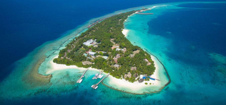 Kuramathi Insel