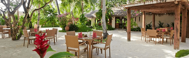 Kuramathi Island Coffee Shop