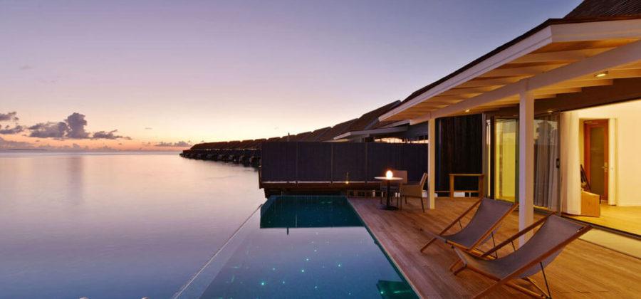 Kuramathi Sunset Pool Villa