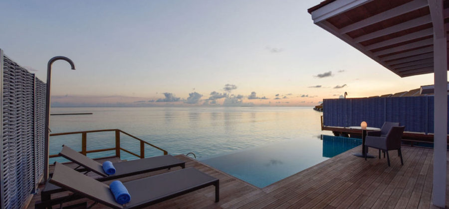 Kuramathi Sunset Pool Villa