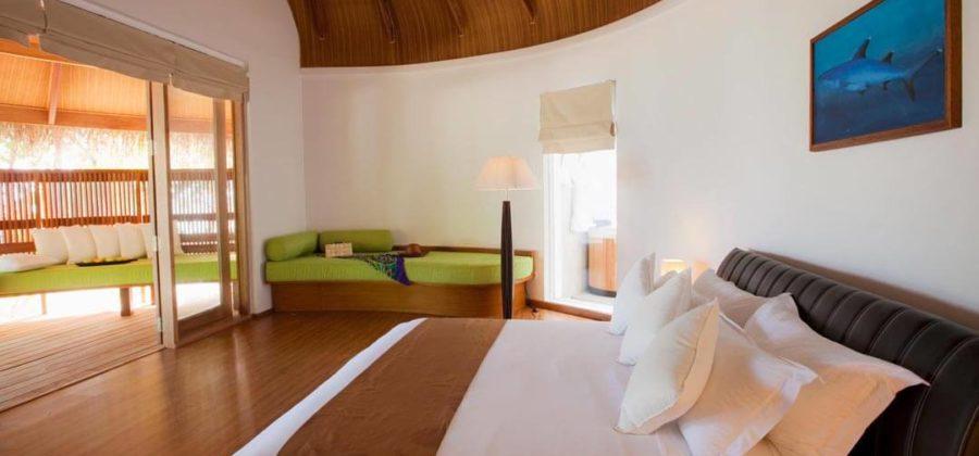 Kuramathi Superior Beach Villa with Jacuzzi