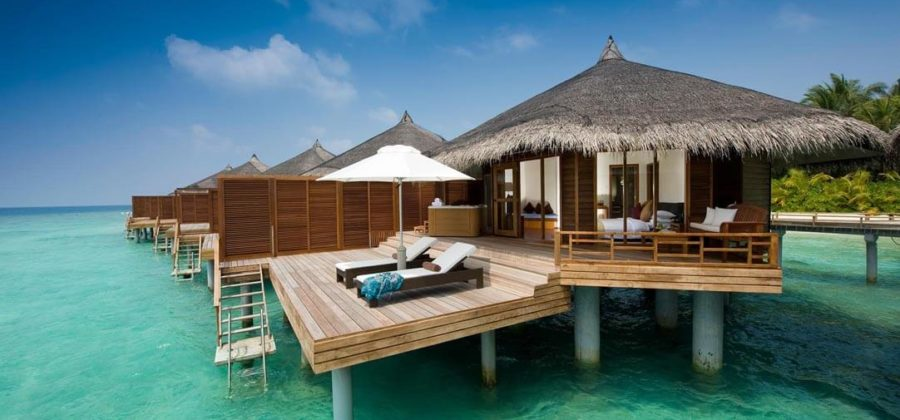 Kuramathi Water Villa with Jacuzzi