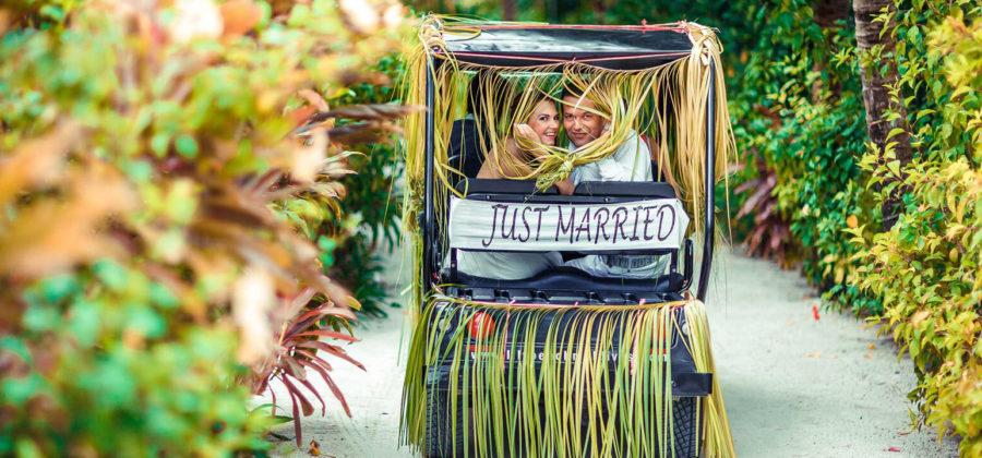 Lily Beach Honeymoon