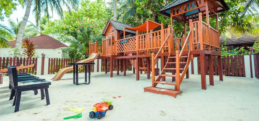 Lily Beach Spielplatz