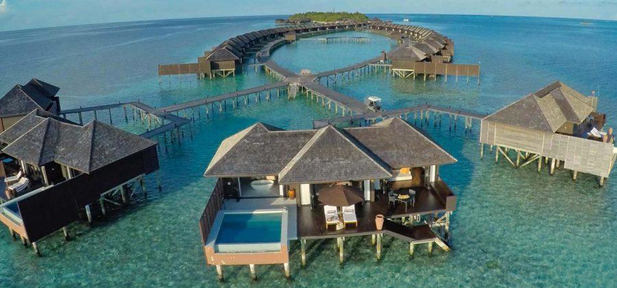 Lily Beach Water Villa