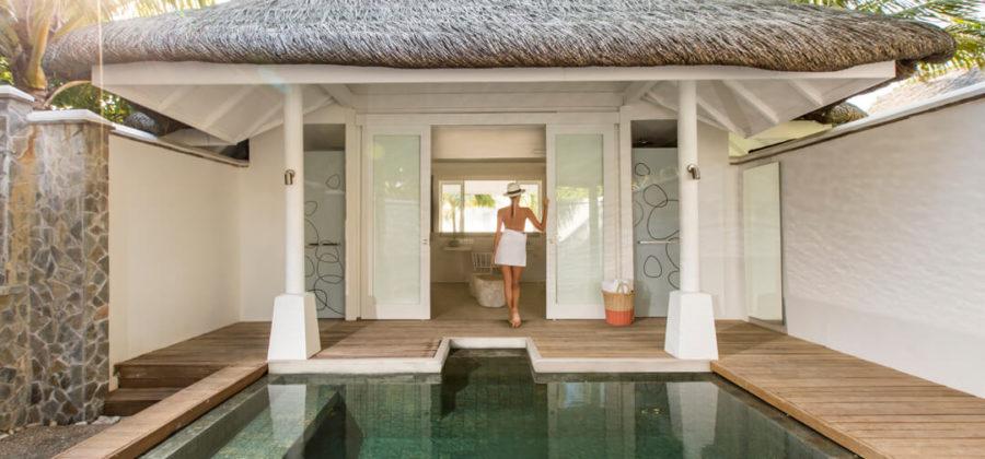 Lux South Ari Atoll Beacah Pool Villa