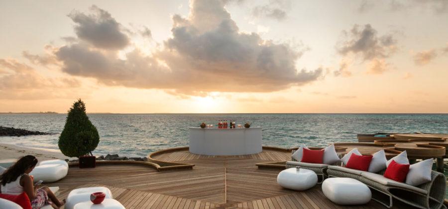 Lux South Ari Atoll Beach Rouge
