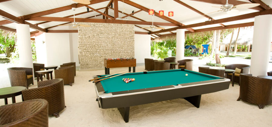 Lux South Ari Atoll Billard