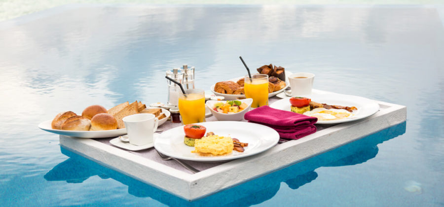 Lux South Ari Atoll Breakfast