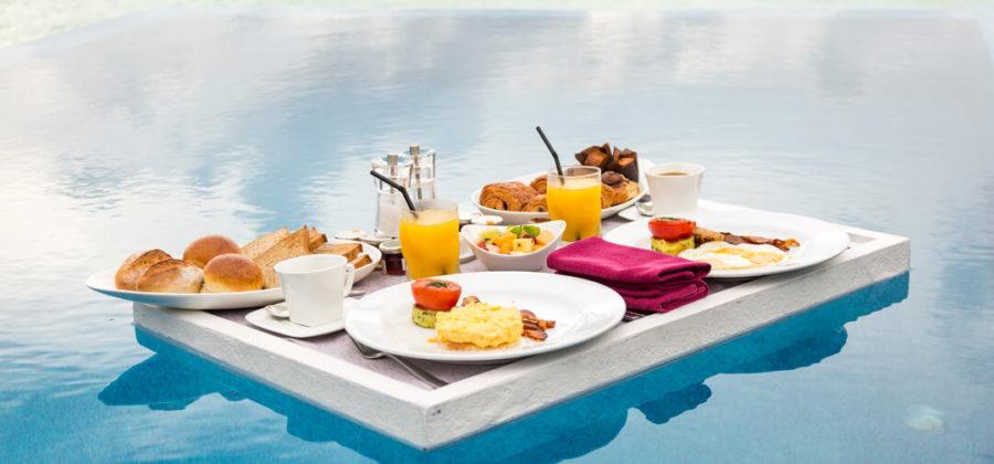 Lux South Ari Atoll Breakfast