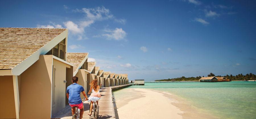 Lux South Ari Atoll Fahrrad