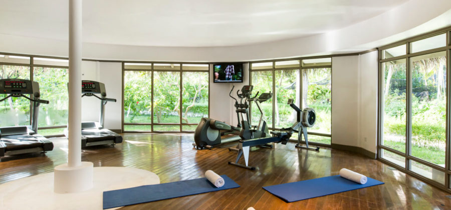 Lux South Ari Atoll Fitness