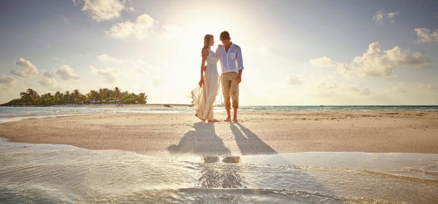 Lux South Ari Atoll Hochzeit