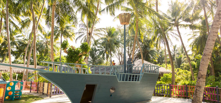Lux South Ari Atoll Kids