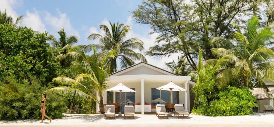 Lux South Ari Atoll Lagoon Pavillon Aussen